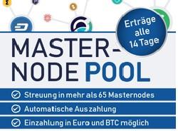 Masternode Pool - Empfehlungen