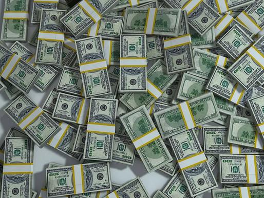 Gelddrucker der Fed stehen kurz vorm Zusammenbruch