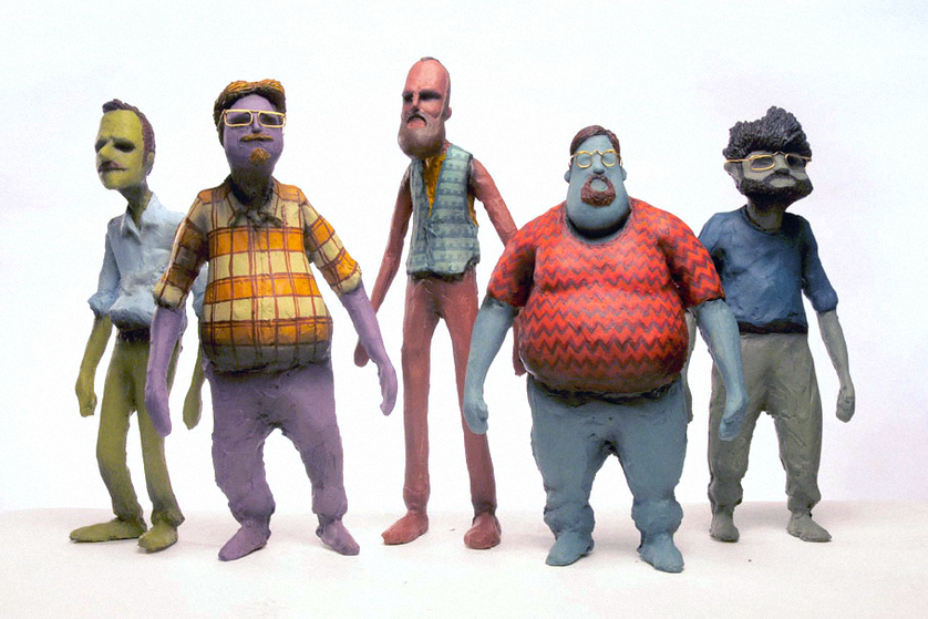 Ministudio - Sculpted and painted Characters