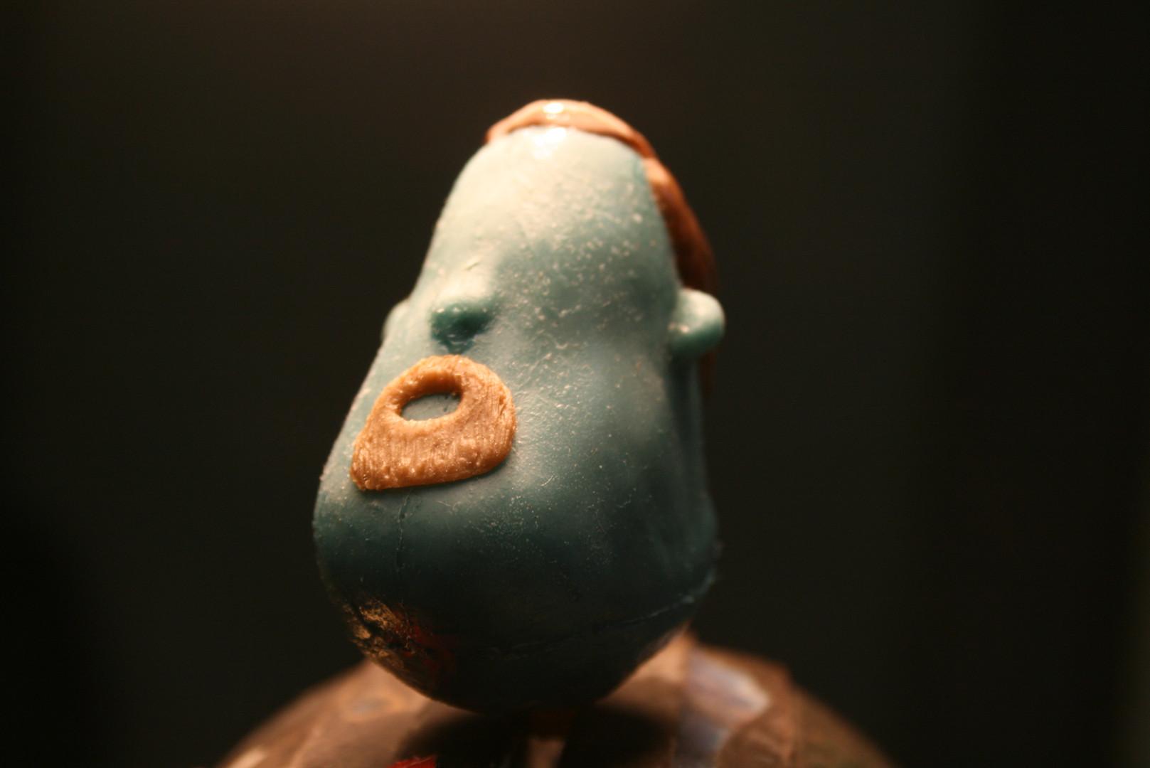 Ministudio - Silicon puppet head