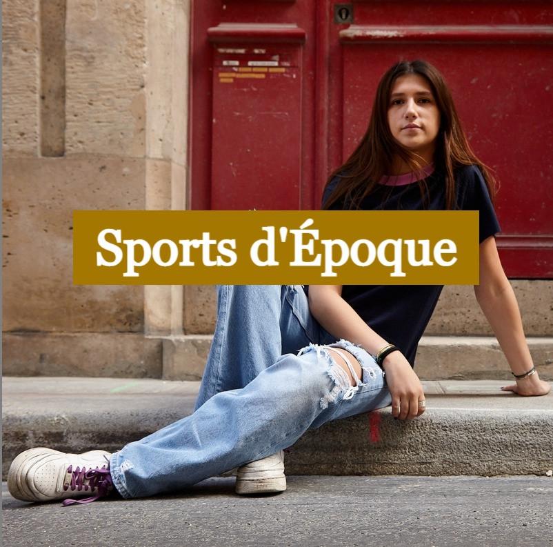 Voir SPORTS D EPOQUES