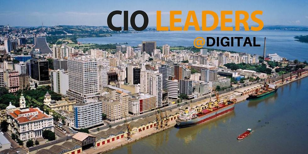 CIO Leaders@digital Porto Alegre (RS) 18/11/2021