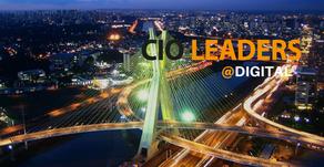 Agora chegou a vez de São Paulo (Capital) participar Evento CIO Leaders@digital