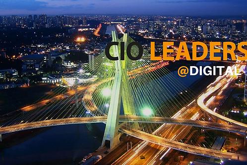 CIO Leaders @digital São Paulo(Capital) 29/04/2021