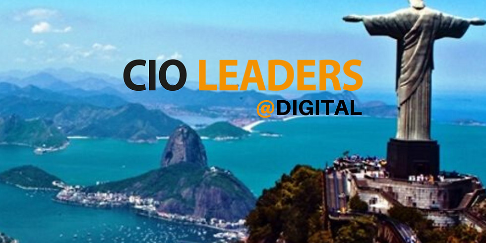 CIO Leaders@digital Rio de Janeiro 22/10/2020