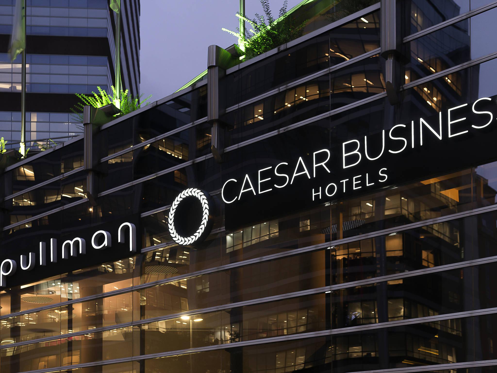 CEASAR BUSINESS PARK