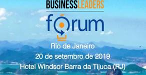 O Business Leaders Fórum RJ está chegando