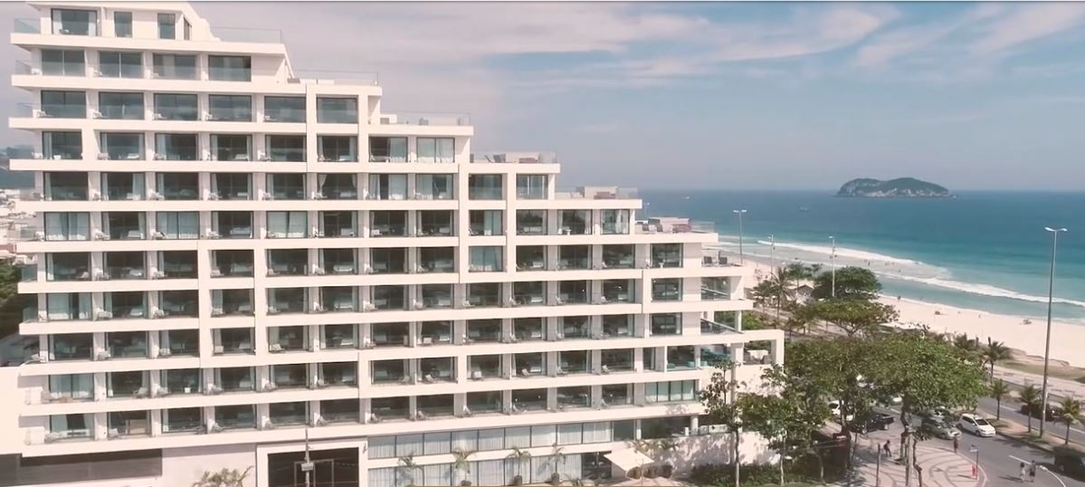 LSH Hotel Boutique Barra
