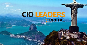 Evento CIO Leaders@digital RJ 100% digital