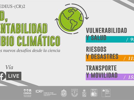 """Seminario """"Ciudad, Sustentabilidad y Cambio Climático"""""""