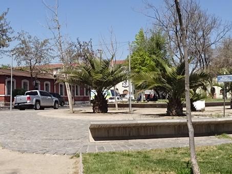 LEU visita 30 plazas de la Región Metropolitana en campaña de terreno
