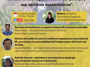 Seminario: Desarrollo territorial y sustentabilidad, IALE Chile