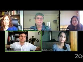 Participación Congreso Virtual de la Sociedad Botánica de Chile
