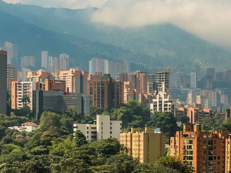 Cuantificación Servicios Ecosistemicos en la ciudad de Medellín.