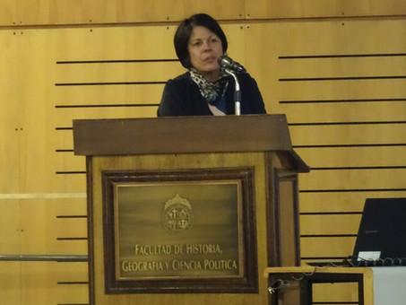 LEU participa con ONG SUELO SUSTENTABLE en el seminario Ley General de Suelos.