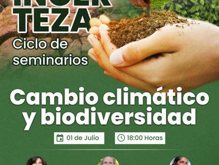 I Webinar Sociedad de Biología