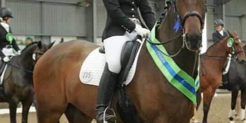 Dressage Clinic with Zara Flinders