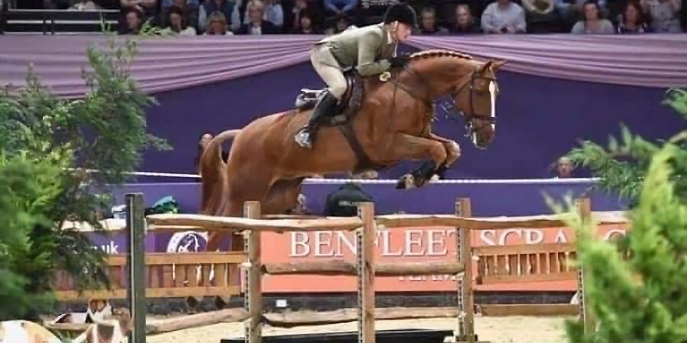 Working Hunter & Jumping Clinic with Adam Taylor