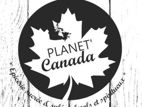 Canadian winter is coming : Planet Canada