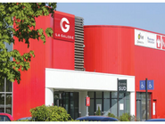 The shopping gallery and hypermarket of Fontaine-lès-Dijon now managed by Othrys PM
