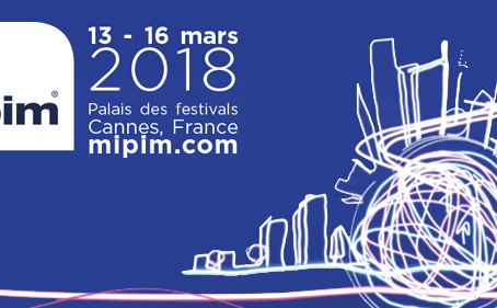 You can find us on the Mipim 2018 !