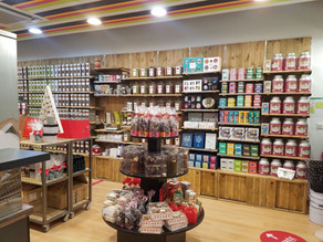 Les Comptoirs Thé Café : opening