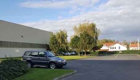 Acquisition d'un entrepôt à vocation value-add à Herblay.