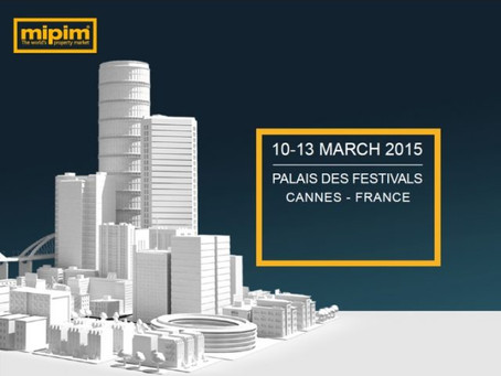 Come and meet us at the Mipin 2015 !