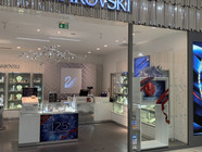 Swarovski will enlighten Passage Cordeliers