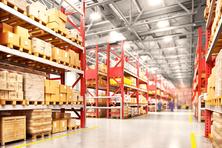 Light industrial warehouse