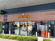 Welcome to Cuisines AvivA in the White Parc in Orgeval