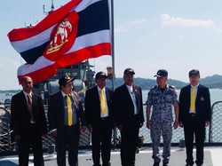 พิธีลงนาม MOU ฐานทัพเรือพังงา