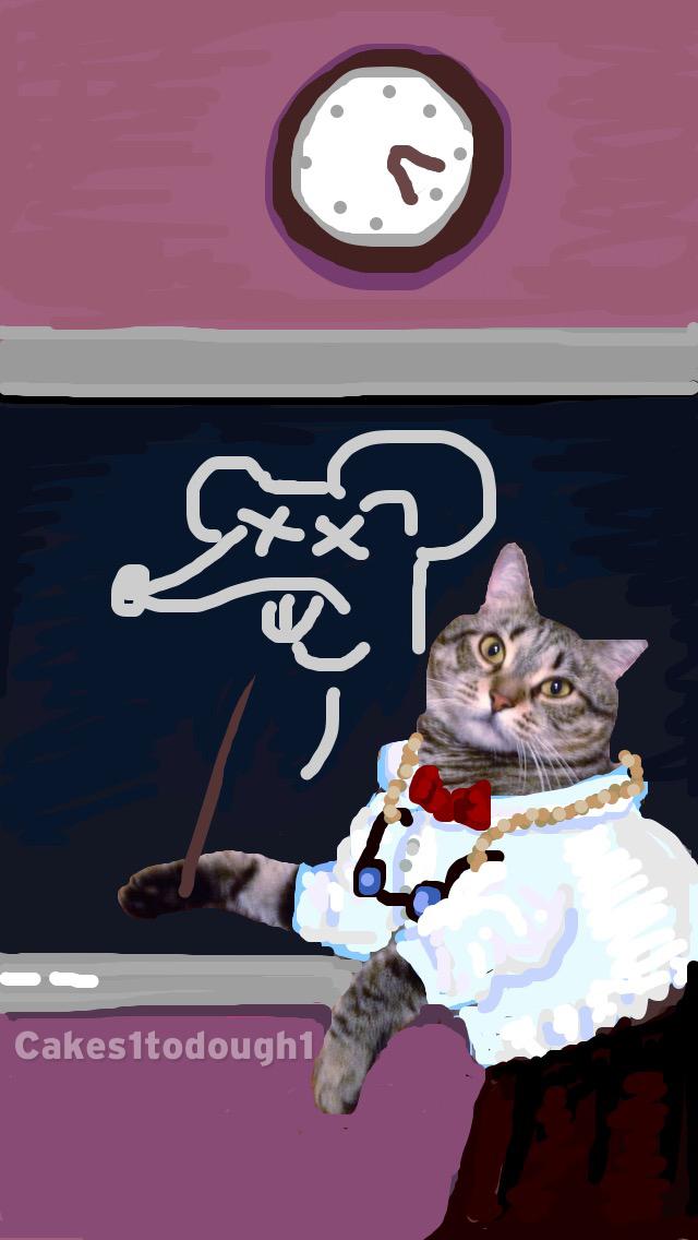 Substitute cat