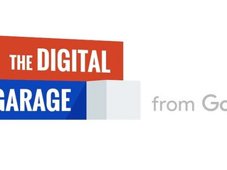 Free Google Digital Garage Event
