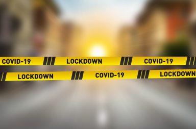 Centro de Atendimento e Enfrentamento ao COVID-19 fica fechado durante LOCKDOWN