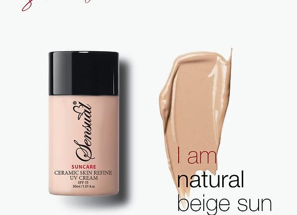 Ceramic Skin Refine UV Cream 晶透瓷颜防晒霜