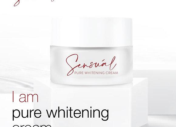 Pure Whitening Cream 净白透亮精华霜
