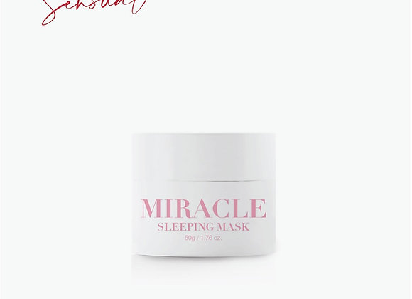 Miracle Sleeping Mask 小白脸睡眠面膜