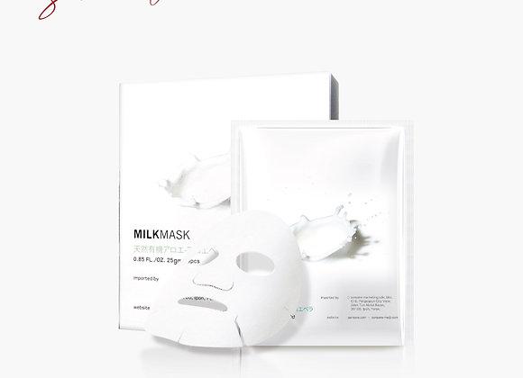 Milk Mask 超保湿牛奶面膜
