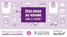 Journée internationale sans diète, le 6 mai… et tous les autres jours de l'année!