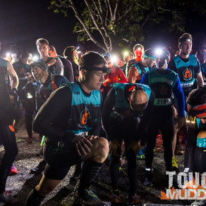 Toughest Mudder – Woodford – Australia – May 2018