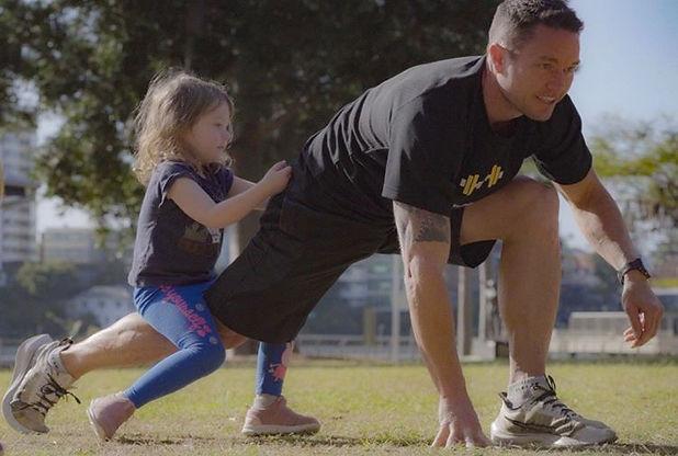 Run Testing and Dad Duties