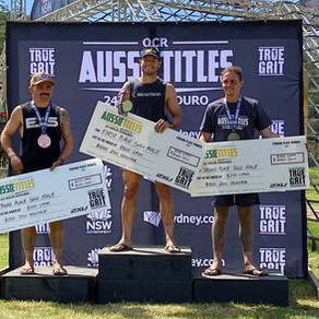 True Grit Enduro 24 Hour Aussie Titles - Race Report
