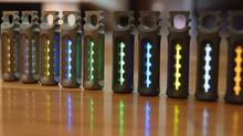 Titanium - Tritium ''Guardian'' keychain locator.
