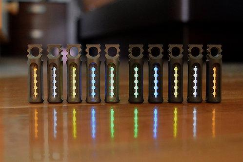 Titanium - Tritium ''Guardian'' keychain locator