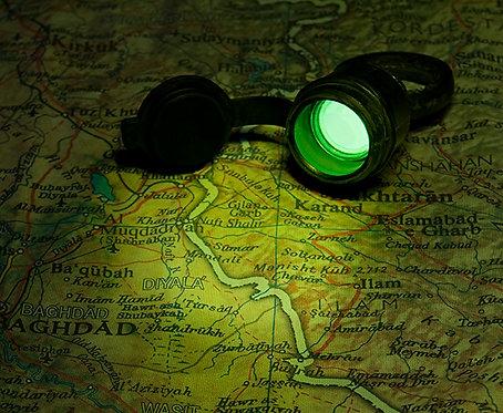 BetaLight Tritium Torch - Green