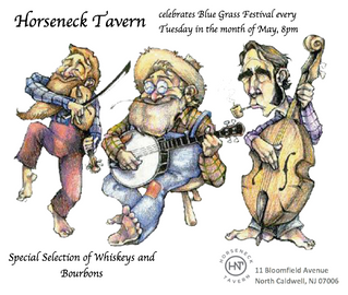 HNT Celebrates Blue Grass Festival all May