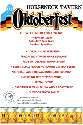 HNT Hosts its very own Oktoberfest