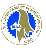 WA Dairy Prodt Comp gold medal 2019 (002