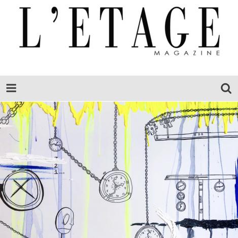 L'etage Magazine
